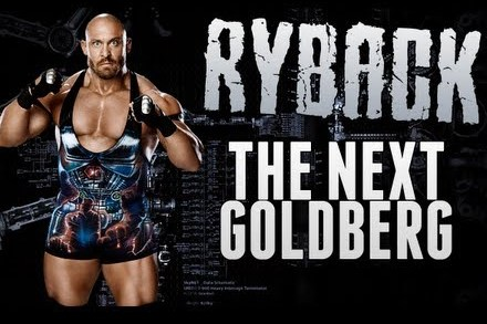 WWE SmackDown: Ryback Being Compared to Goldberg Is Ridiculous