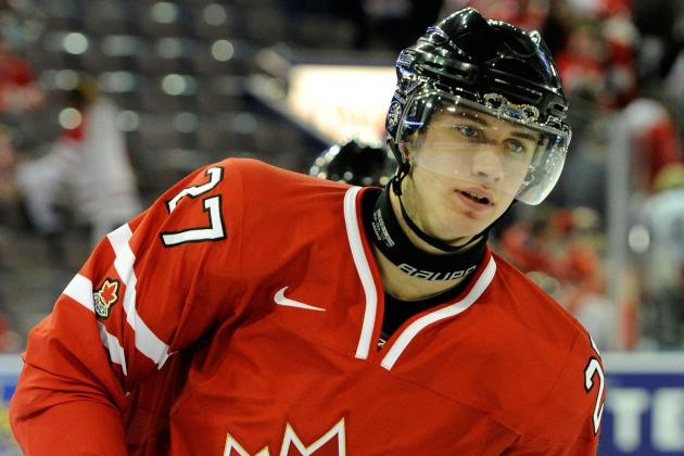 2012 NHL Mock Draft: Predicting Where Top Instant Contributors Will Land