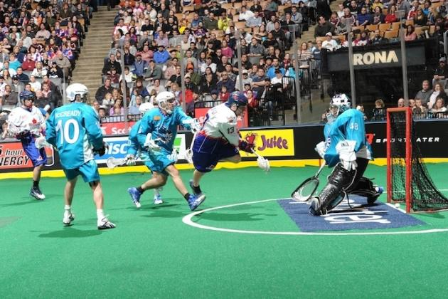 National Lacrosse League: Round 2 Previews and Predictions