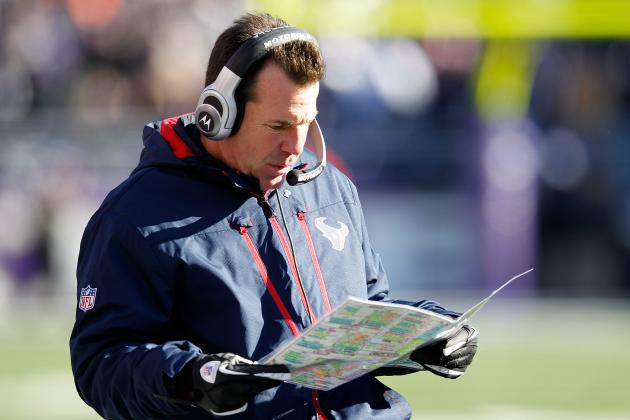 Houston Texans: Time for a Contract Extension? Don't Count Kubiak out Just Yet