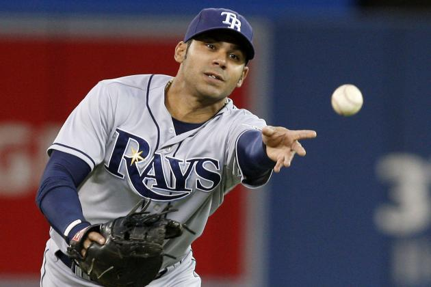 Carlos Pena: Tampa Bay Rays 1B Takes Home AL Worst of the Night Award