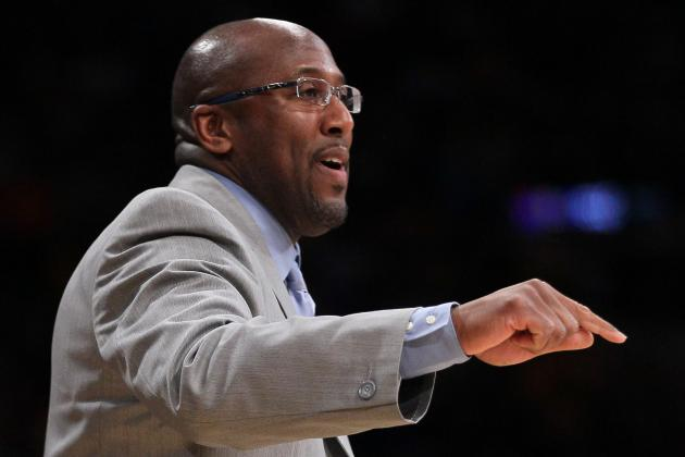 L.A. Lakers: Mike Brown Has to Start Doing His Job