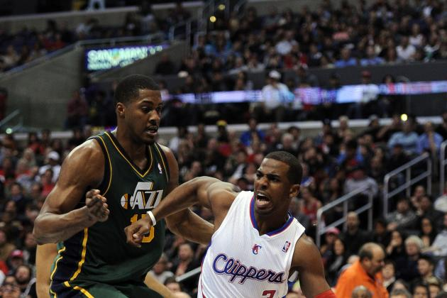 Derrick Favors and Rising Stars Who Will Fuel Offseason Trades