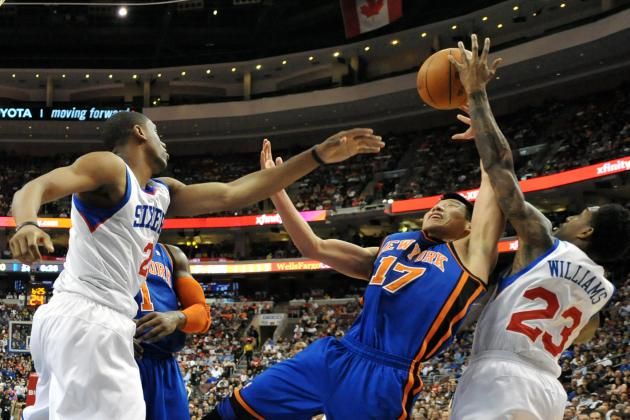 NBA Playoffs 2012: 3 Reasons Why Jeremy Lin Sitting Helps the New York Knicks