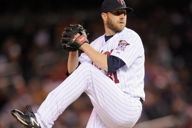 Twins Reliever Jared Burton Has Thrown 10.2 Consecutive No-Hit Innings