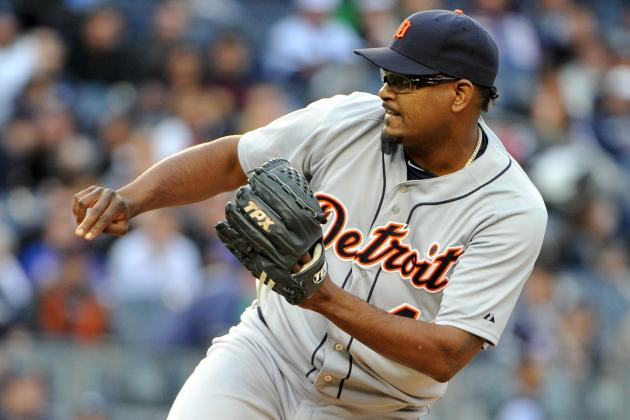 Detroit Tigers Should Show Greater Concern for Jose Valverde's Struggles