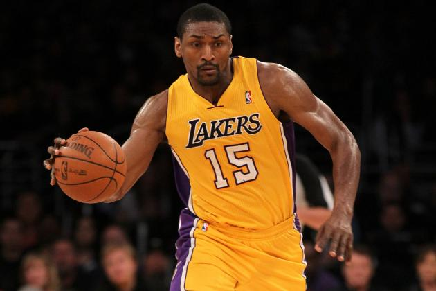 Metta World Peace on Punk'd: What to Expect from Lakers Star on MTV Prank Show