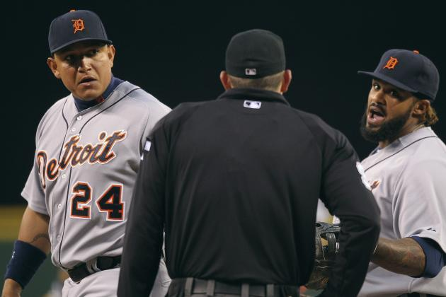 MLB: Dissecting the Detroit Tigers' Early-Season Slump