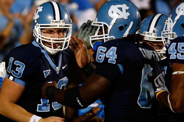 College Football 2012 Top 150 Players: No. 122 Jonathan Cooper, UNC G