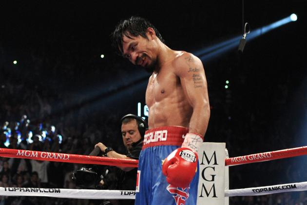 Manny Pacquiao: What Pac-Man Must Do to Force Fight with Mayweather