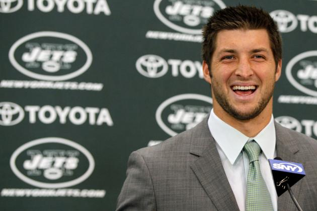NFL Top 100: Tim Tebow and the Most Overrated Players so Far