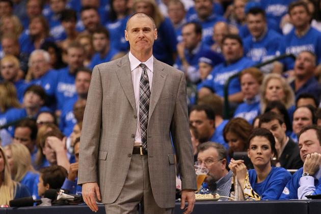 Dallas Mavericks Coach Rick Carlisle Needs to Be the First Priority