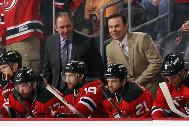 NHL Playoffs 2012: Breaking Down the New Jersey Devils' Success so Far