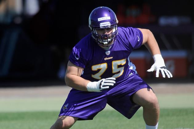Matt Kalil Looms Large at Vikings Minicamp as Veteran Teammates Look on