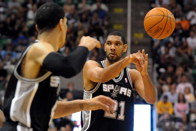 NBA Playoffs 2012: Why the San Antonio Spurs Will Be Unstoppable