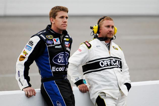 Carl Edwards: Is He Headed Toward Disappointment After Finishing Second in 2011?
