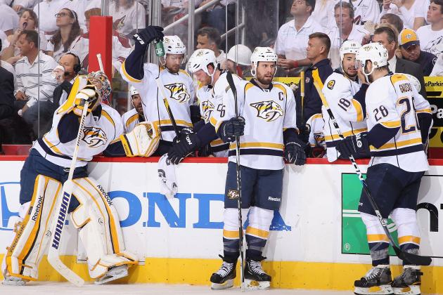 NHL Playoffs: Will the Predators Blow Up Their Team After Their Loss to Phoenix?