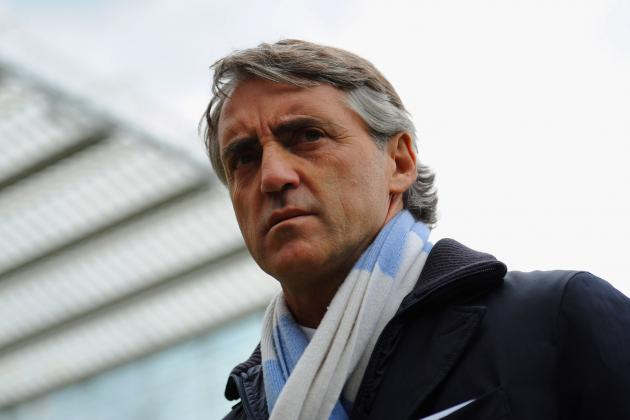 Manchester City: Picking the Starting XI to Seal the Premier League Title vs QPR