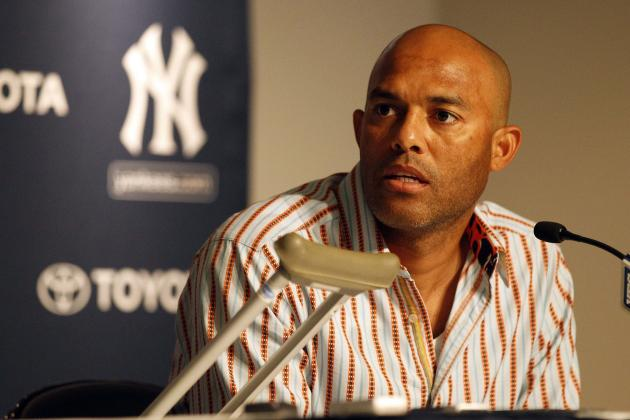Mariano Rivera Injury: Updates on Yankees Star's Knee Injury