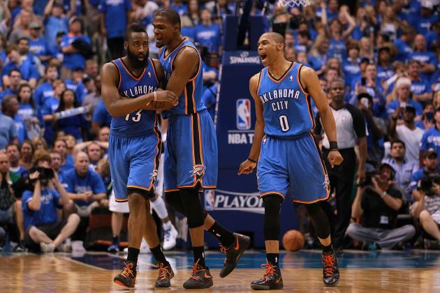 2012 NBA Playoffs: The Oklahoma City Thunder's Most Important Player