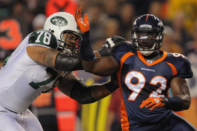 New York Jets: Another Potentially Rough Season After Jets Fail to Find Tackle