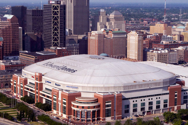 St. Louis Rams Want Retractable Roof Put on Edward Jones Dome