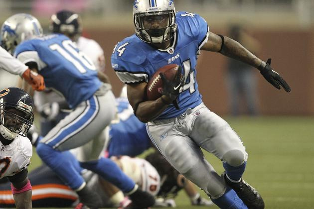 Detroit Lions Training Camp Battles: Mikel Leshoure vs. Jahvid Best
