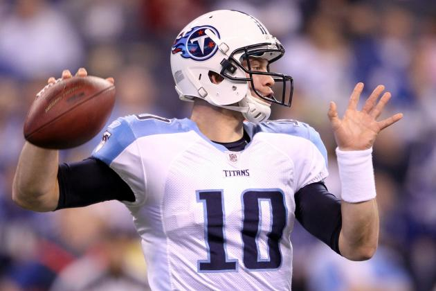 Tennessee Titans Training Camp Battles: Jake Locker vs. Matt Hasselbeck