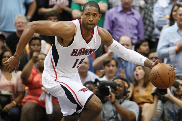 NBA Playoffs 2012:  Al Horford Is X-Factor in Hawks vs. Celtics Series