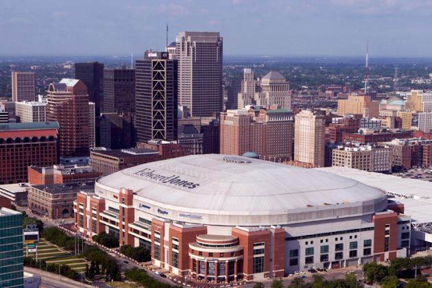 St. Louis Rams Reportedly Request Retractable Roof for Edward Jones Dome