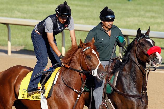 I'll Have Another and Bodemeister Look Sharp in First Post-Kentucky Derby Jogs