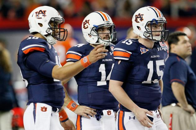 Auburn Football: ESPN Right to Leave Tigers off of Top 25 List