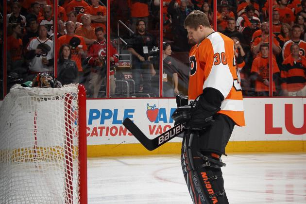 NHL Playoffs 2012: Did the Devils Win Their Series or Did the Flyers Lose It?