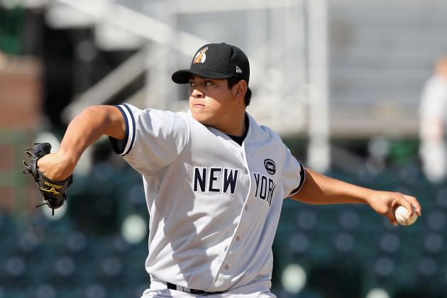 New York Yankees: Don't Worry About Pitching Prospect Manny Banuelos