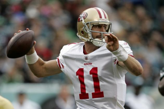 San Francisco 49ers: What to Expect from Alex Smith in 2012