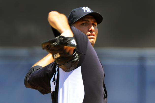 Why Brian Cashman Is Making a Huge Mistake Calling Up Andy Pettitte