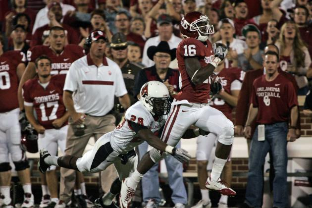 Oklahoma Football: Sooners Suspend Three Stud Receivers