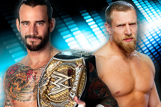 WWE over the Limit :WWE.com Presents CM Punk and Daniel Bryan Through the Years