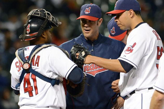Jeanmar Gomez Shows Value as Cleveland Indians Get Throttled by Chisox 8-1