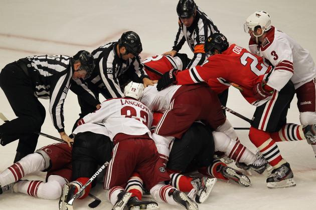 NHL Playoffs 2012: Ratings, Money, and Empirical Data Say Violence Will Continue