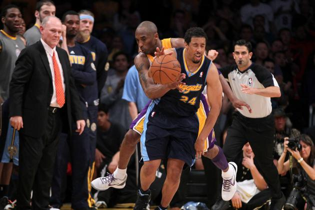 2012 NBA Playoffs: Andre Miller Gets the Best out of Nuggets Big Men in Win