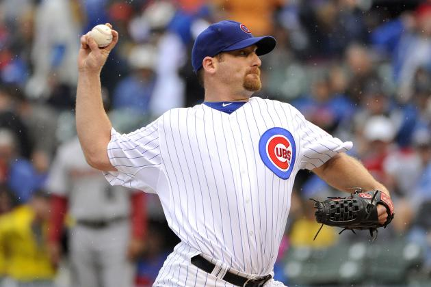 Chicago Cubs Trade Options: Is It Time To Sell High on Ryan Dempster?