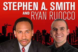 ESPN NY's Ryan Ruocco Speaks About His New Gig, Working with Stephen A. Smith