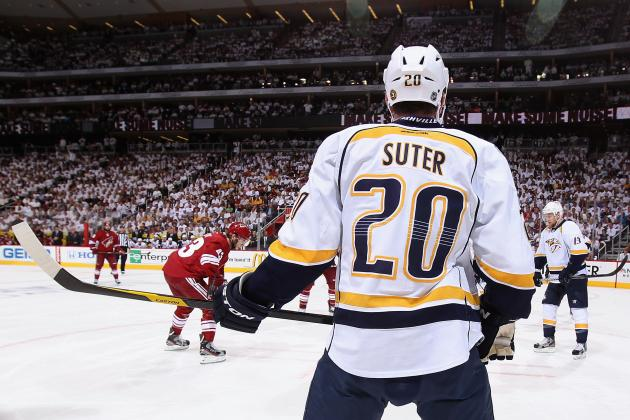 Red Wings Free Agency: Ryan Suter a Perfect Fit for One Reason—Family