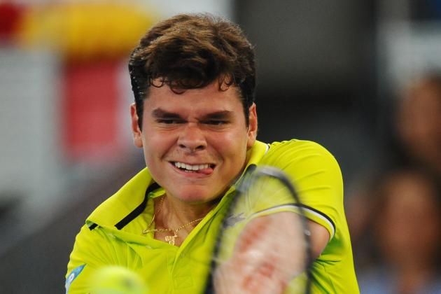 Milos Raonic: Will He Make the 2012 ATP World Tour Finals?