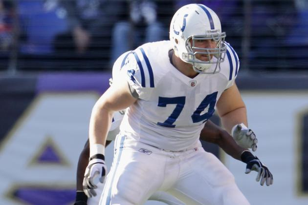 Second-Year Breakout: Anthony Castonzo of the Colts