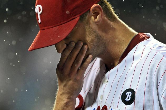 NL Worst of the Night: Kyle Kendrick's Late-Inning Implosion Dooms Phillies