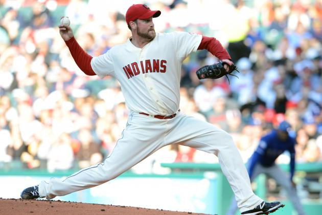 Cleveland Indians at Boston Red Sox Series Preview (May 10-13, 2012)