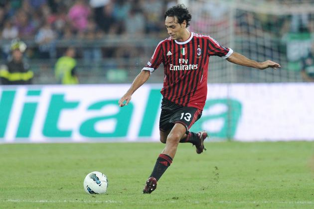 Alessandro Nesta Leaving AC Milan: Italian Defender Hints at MLS Move