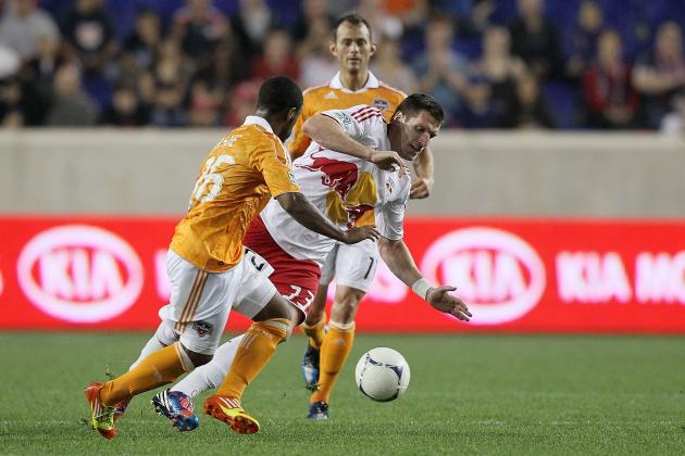 Red Bulls Jump into 2nd Place in East